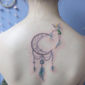 dreamcatchertattoo